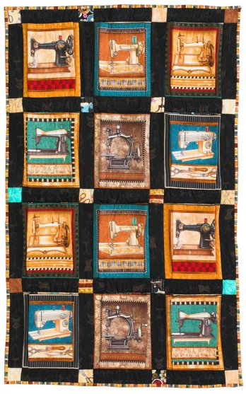 Quilted Hanging Organizer Allpeoplequilt Com