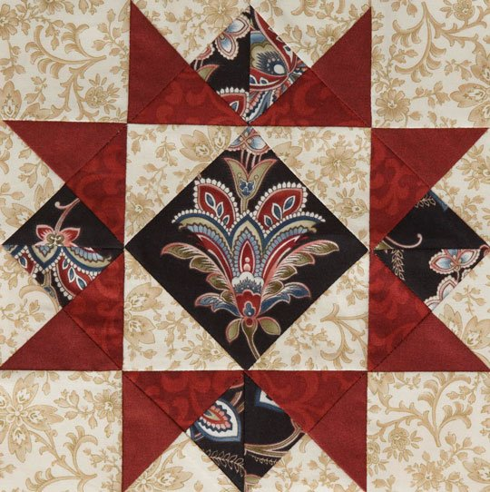 American Patchwork Amp Quilting Mystery Quilt