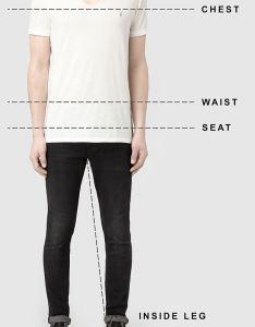 Neck also size guide for men rh allsaints