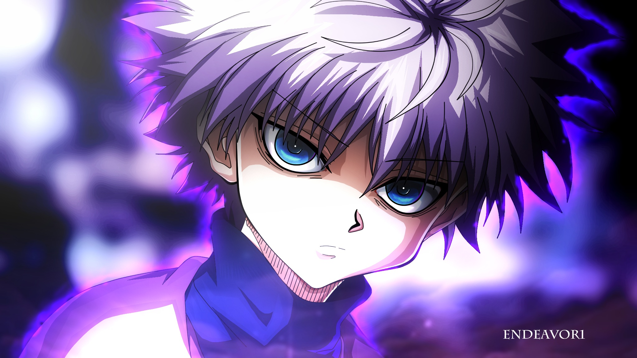 You will definitely choose from a huge number of pictures that option that will. Hunter x Hunter HD Wallpaper | Background Image ...