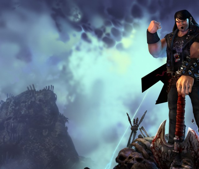 Brutal Legend Hd Wallpaper Background Image X Id Wallpaper Abyss