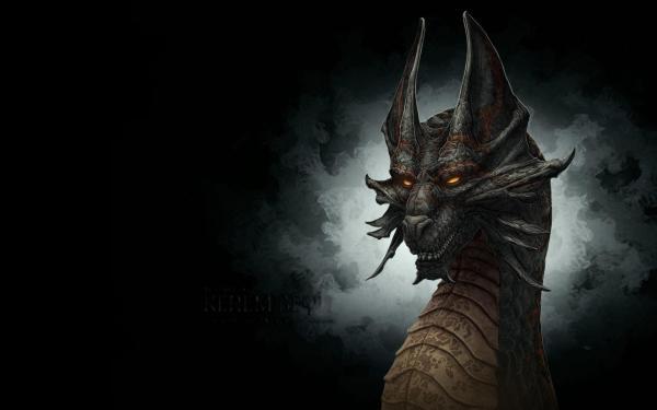 3D Dragon Wallpaper Desktop Free Download