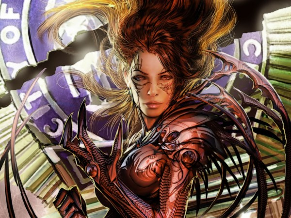 Witchblade Wallpaper And Background 1600x1200 Id