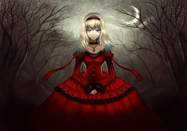 Evil Alice in Wonderland Animes