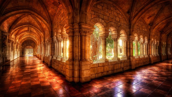 Monastery Hd Wallpapers Backgrounds - Wallpaper Abyss