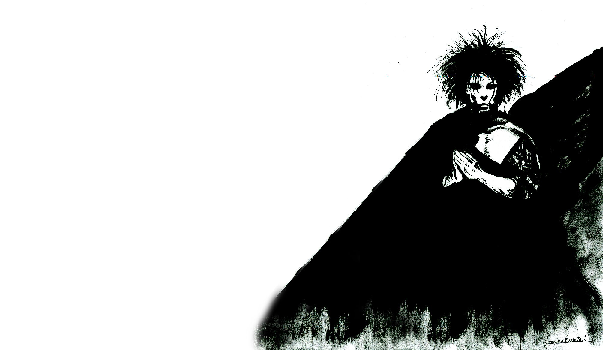 Joker Quotes Wallpaper Hd The Sandman Full Hd Wallpaper And Background Image