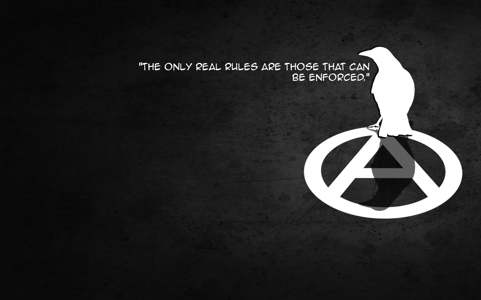 Sons Of Anarchy Quote Wallpaper Anarchy Wallpaper And Background 1680x1050 Id 202583