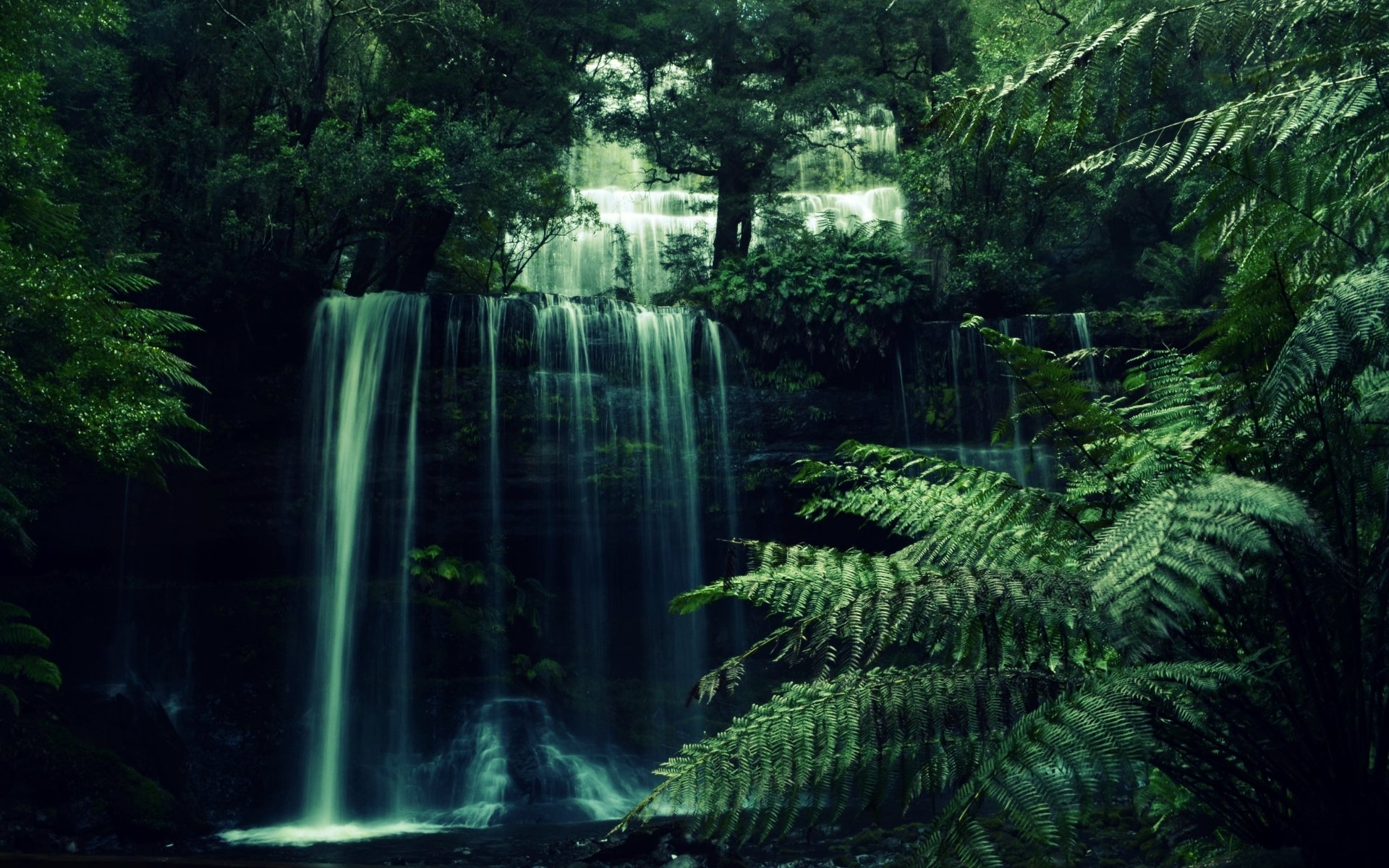 Mystic Falls Wallpaper Waterfall Hd Wallpaper Background Image 1920x1200 Id