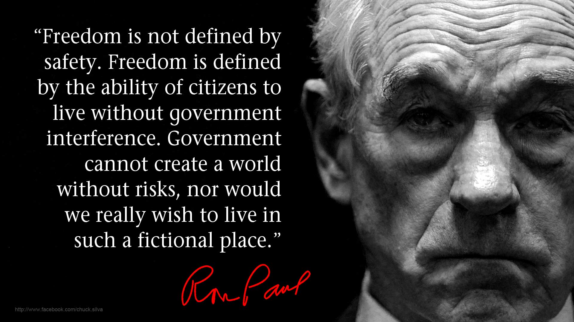Harvey Specter Quotes Hd Wallpaper Ron Paul Freedom Vs Safety Full Hd Wallpaper And