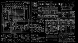 3 Schematic HD Wallpapers | Background Images  Wallpaper
