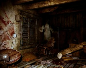 creepy dark gothic horror wallpapers evil ghost halloween background backgrounds wall alphacoders desktop abyss