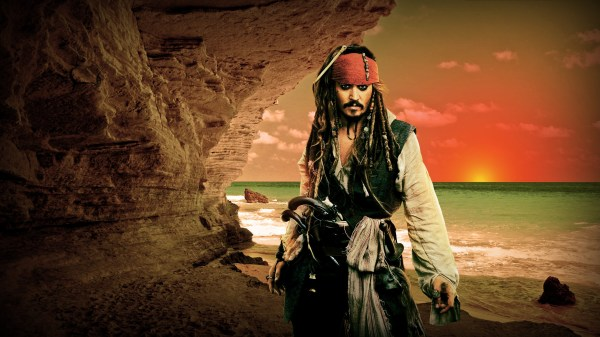 Pirates of the Caribbean Jack Sparrow Full