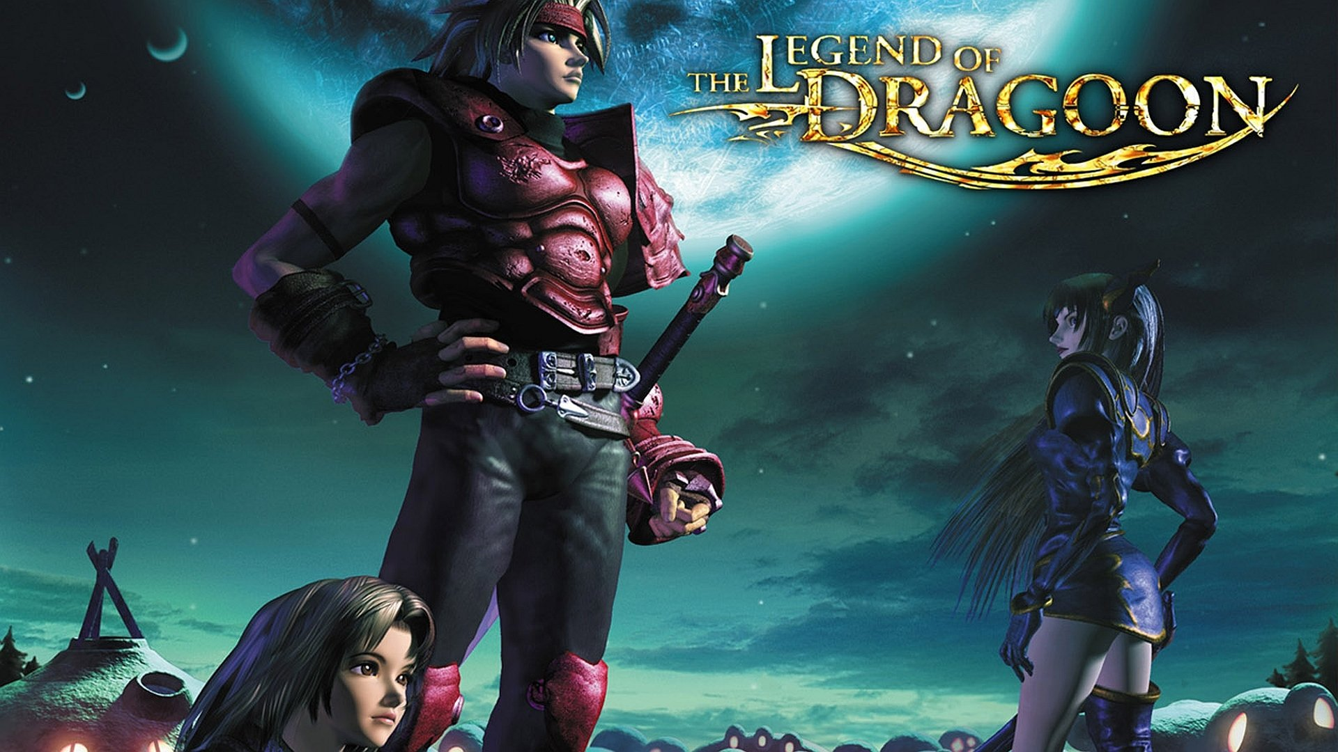 Legend Of Dragoon Full Hd Wallpaper And Background Image  1920x1080  Id490556