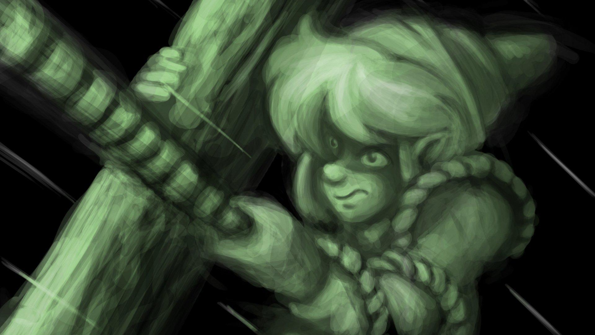 Zelda Hd Wallpaper The Legend Of Zelda Link S Awakening Hd Wallpaper