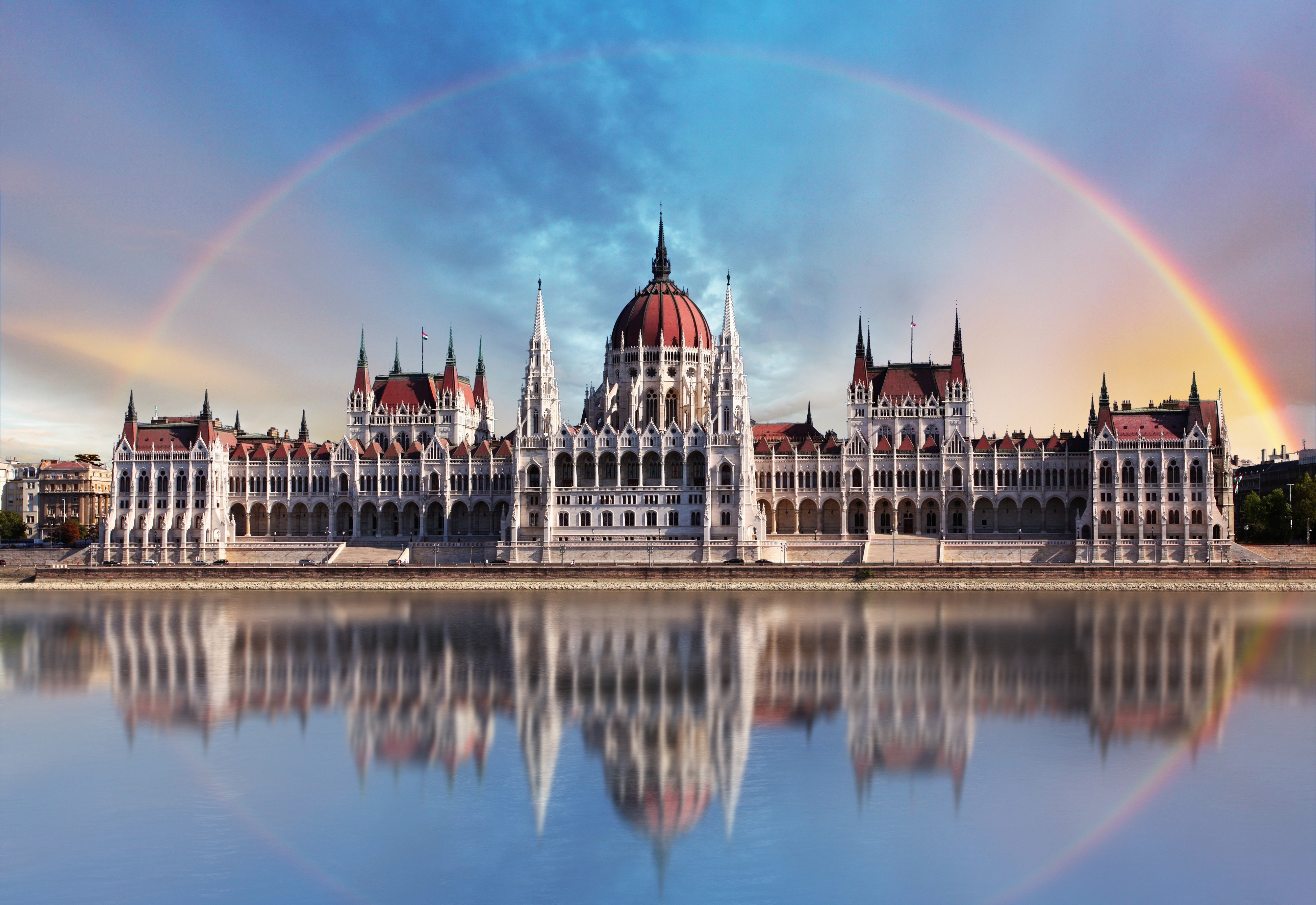 17 Hungarian Parliament Building HD Wallpapers | Backgrounds ...