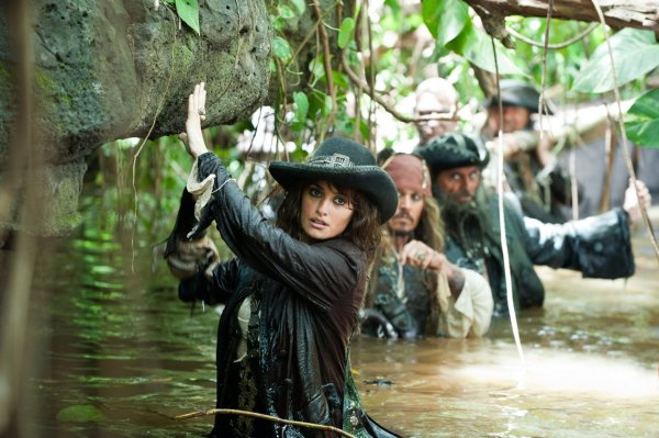Pirates of the Caribbean On Stranger Tides Angelica