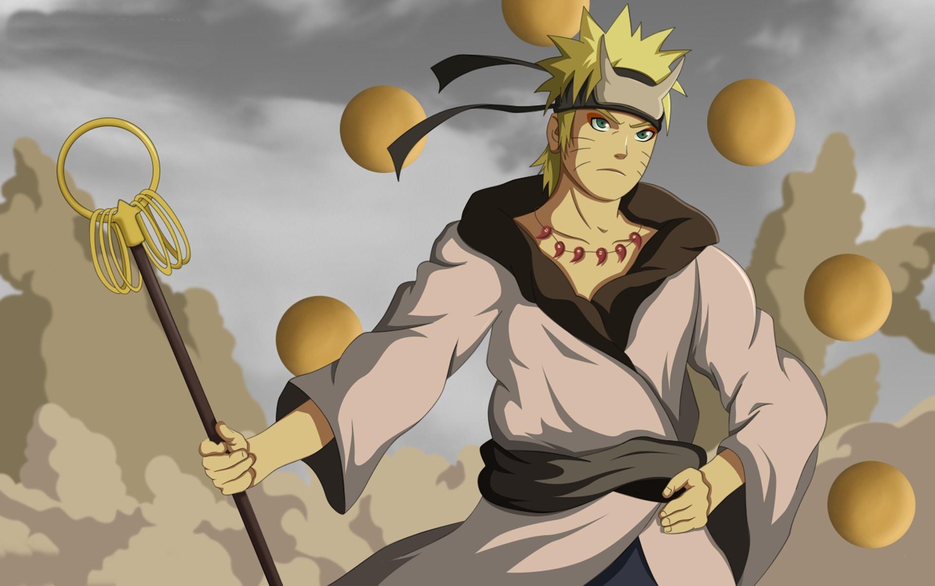 Naruto Uzumaki 高清壁紙   桌面背景   1920x1203   ID:647523 - Wallpaper Abyss