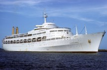 Ss Canberra Ocean Liner Operated
