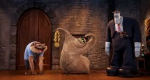 Hotel Transylvania 2 4k Ultra Hd Wallpaper Background