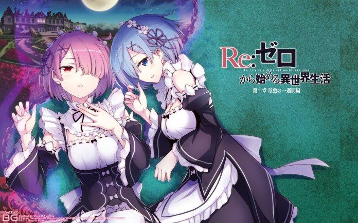 Re:Zero Complete 720p English Sub
