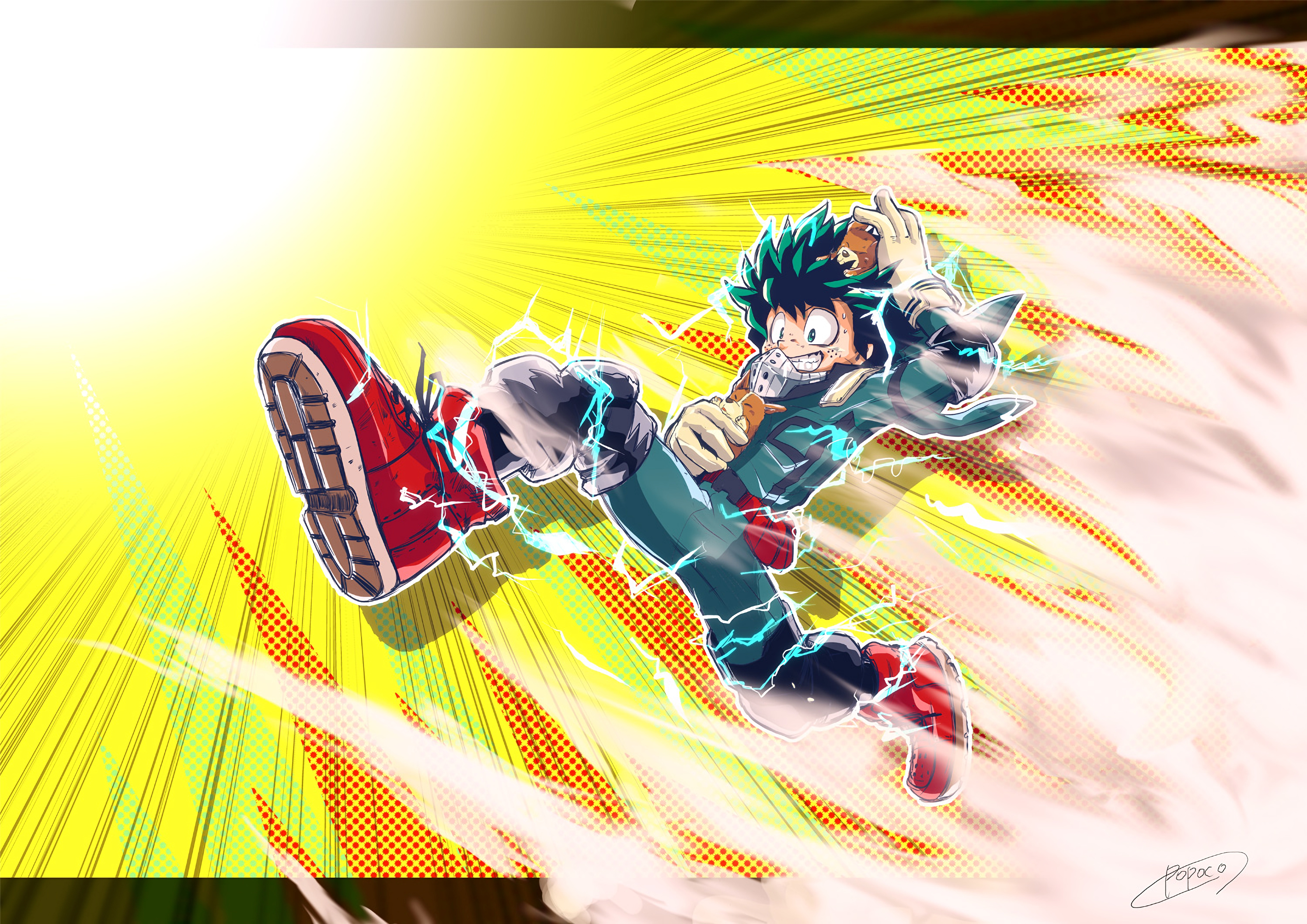 We hope you enjoy our growing collection of. My Hero Academia 4k Ultra HD Wallpaper | Background Image ...