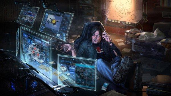 Cyberpunk Hd Wallpaper Background 1920x1080 Id