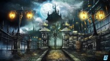 Halloween Castle Wallpapers HD 1920X1080