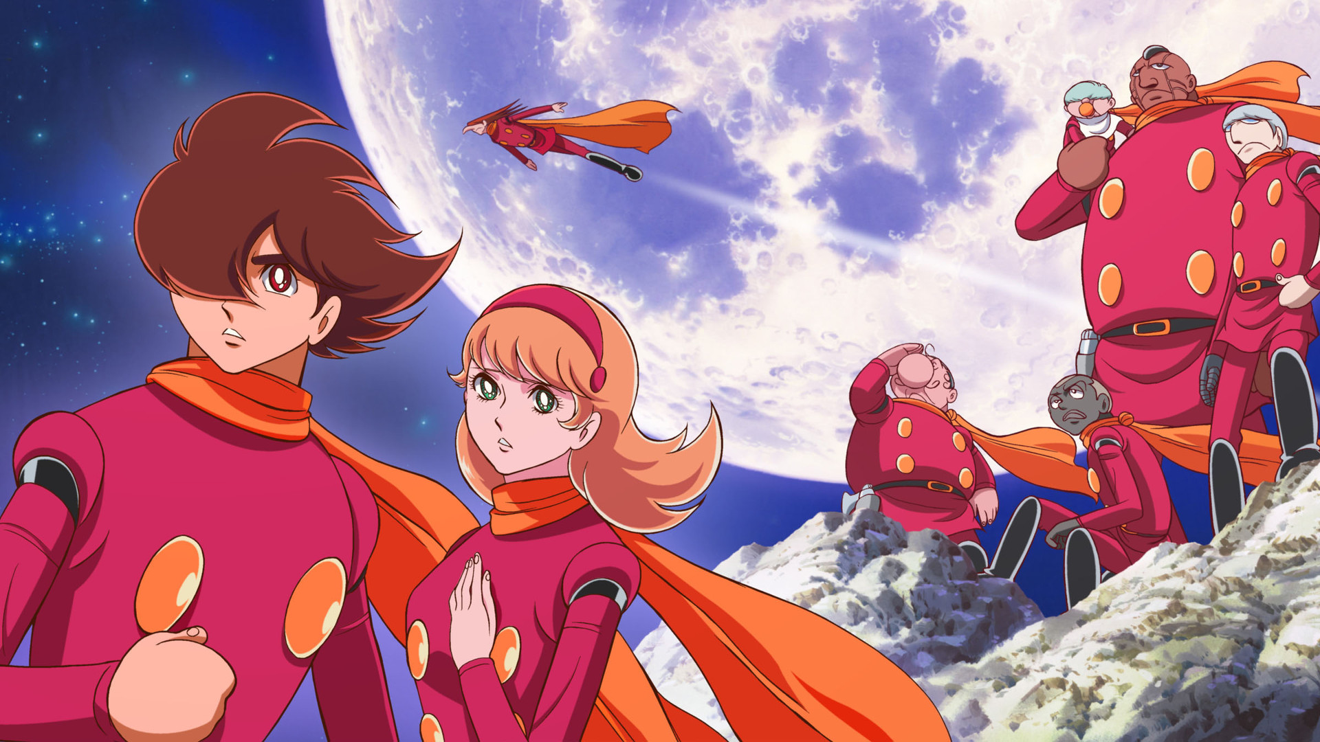 How To Use Gif As Wallpaper Iphone X Cyborg 009 Hd Wallpaper Background Image 1920x1080