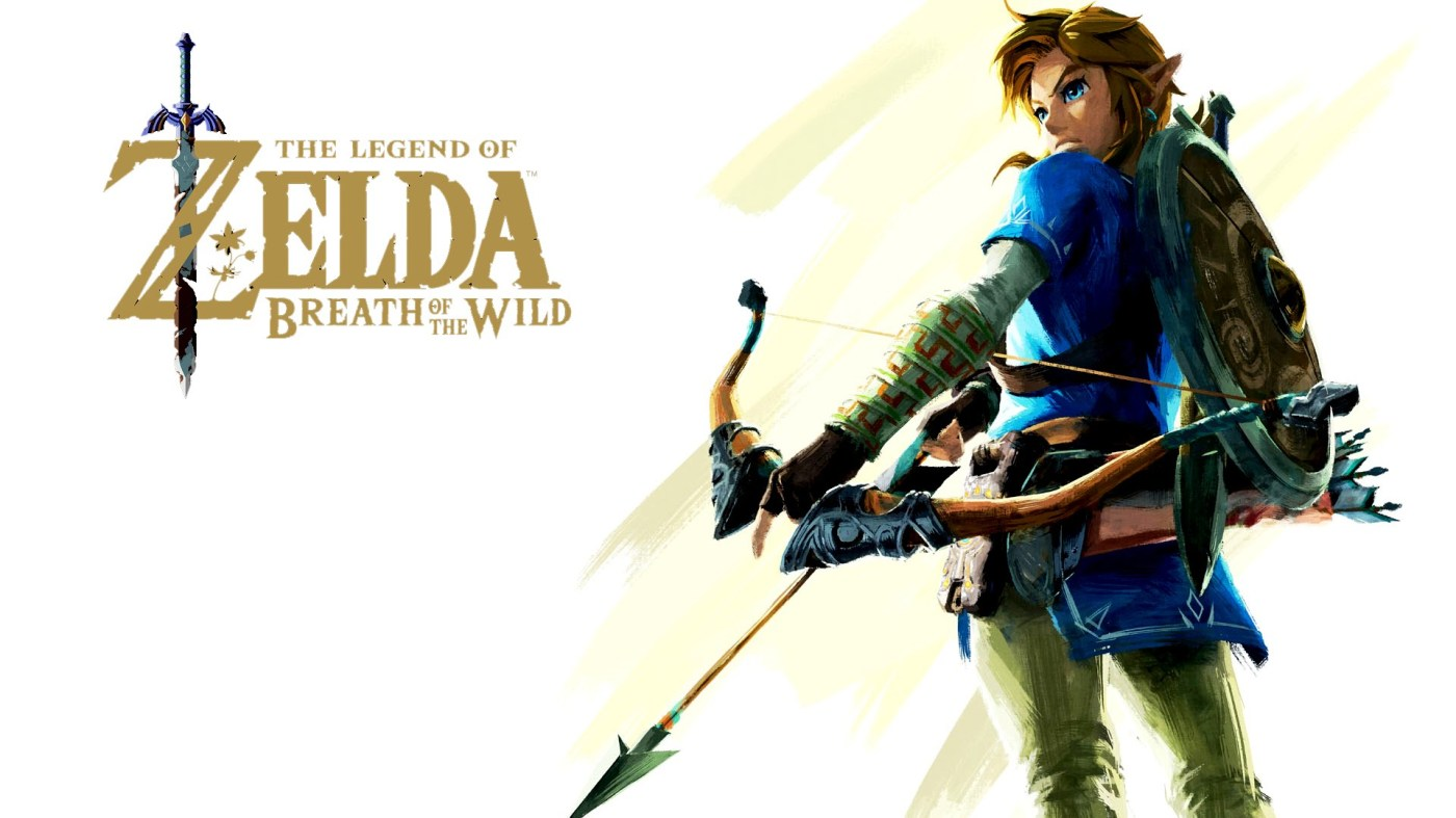 1º - 97 - The Legend of Zelda: Breath of the Wild