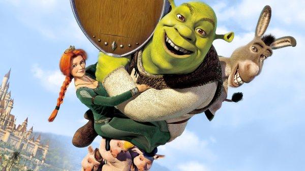 Shrek 2 Vimeo - Year of Clean Water
