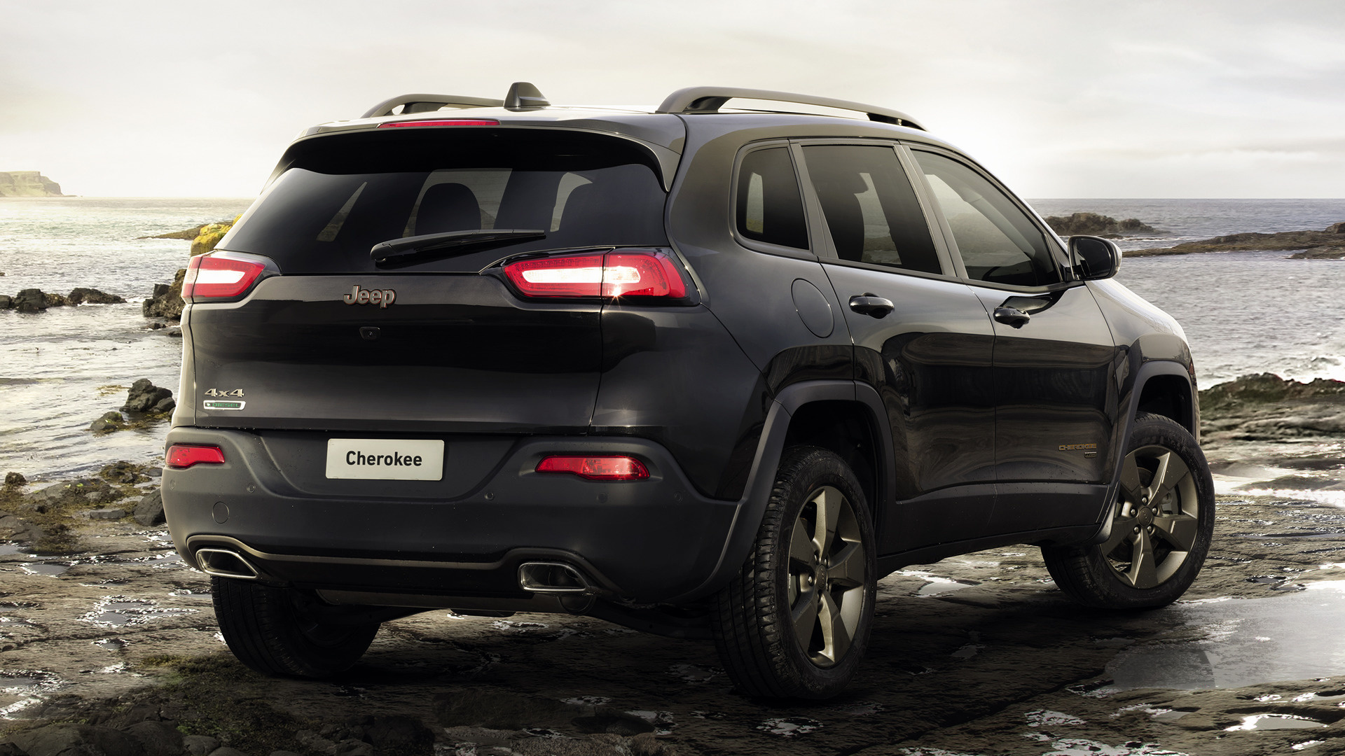 2016 Jeep Cherokee 75th Anniversary Hd Wallpaper Background Image