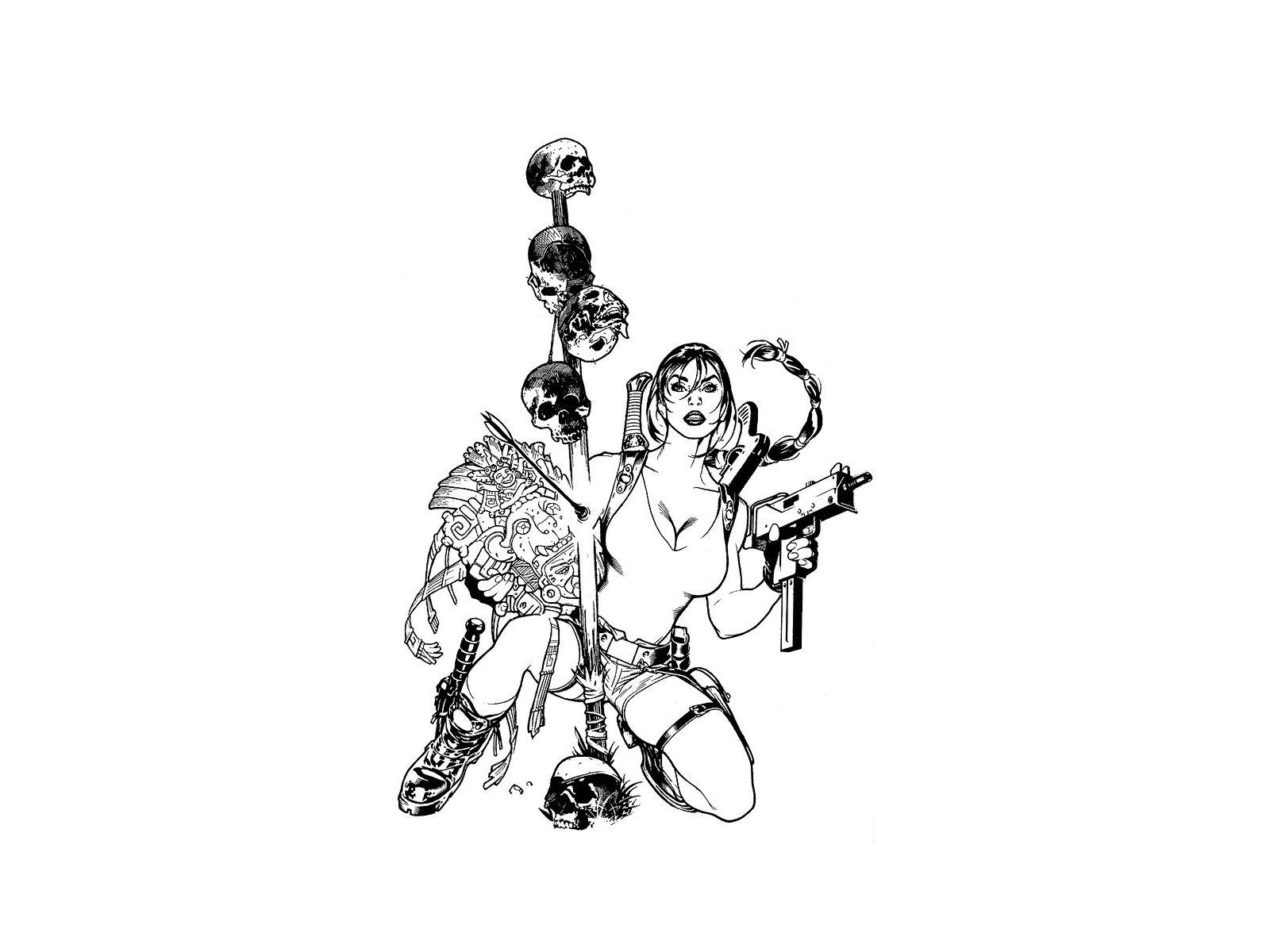 Tomb Raider Computer Wallpapers, Desktop Backgrounds