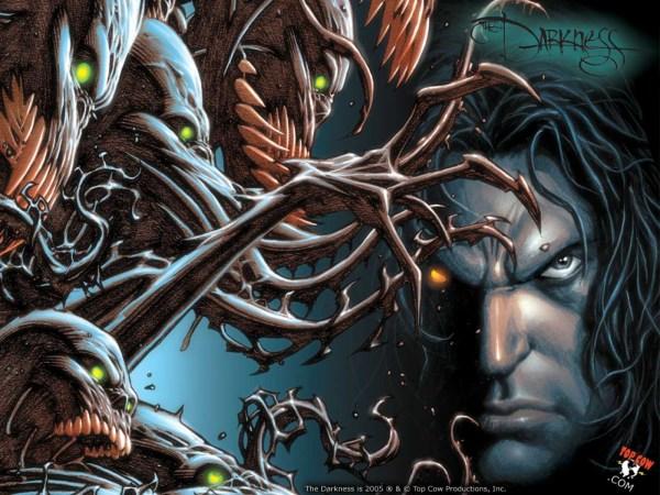 Darkness Jackie Estacado Comic