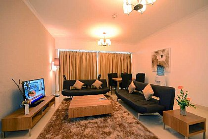 Holiday Als In Sheikh Zayed Road 2 Bedroom Apartment