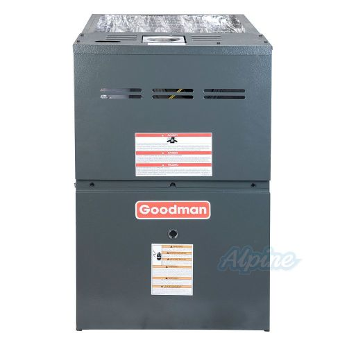 small resolution of goodman gms80603an 60 000 btu furnace 80 efficiency single stage burner 1 200 cfm multi speed blower upflow horizontal flow application