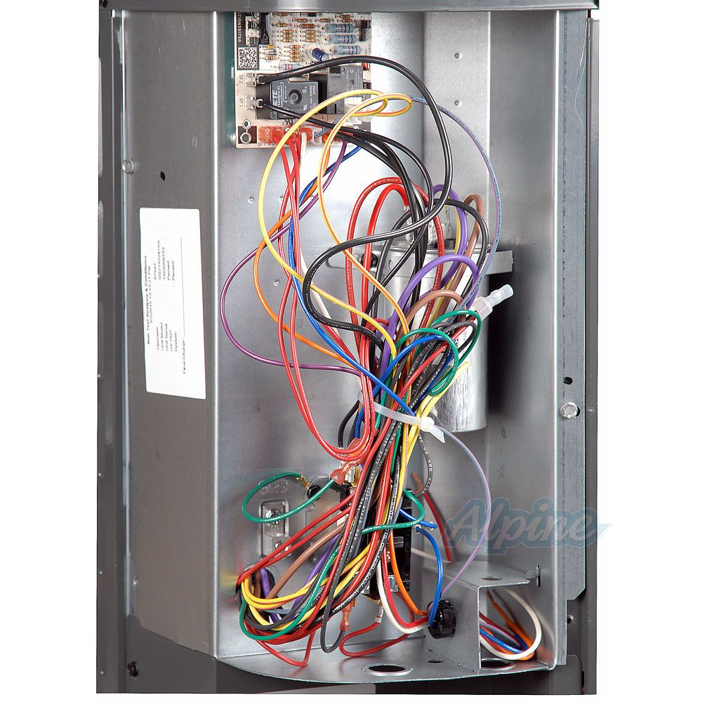Heat Pump Wiring Diagram Also Central Air Conditioner Wiring Diagram
