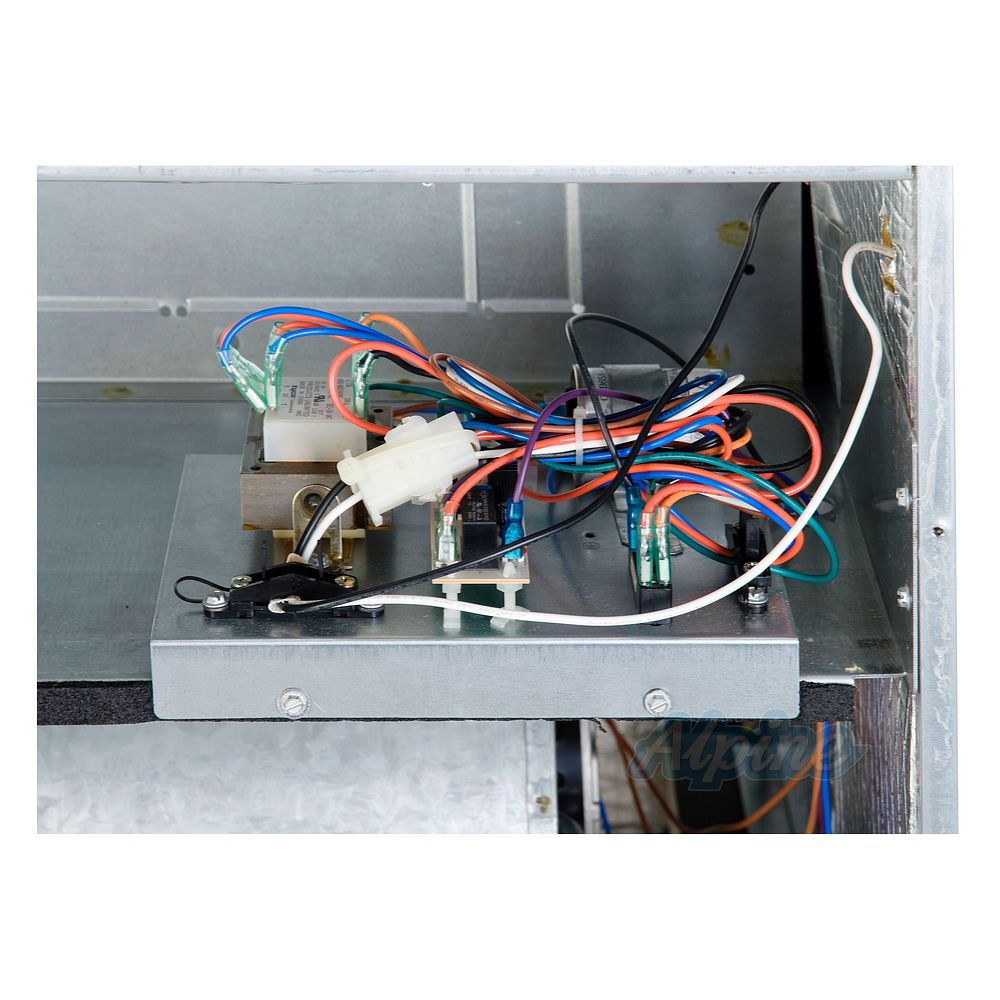 Haier Air Conditioner Wiring Diagram - on