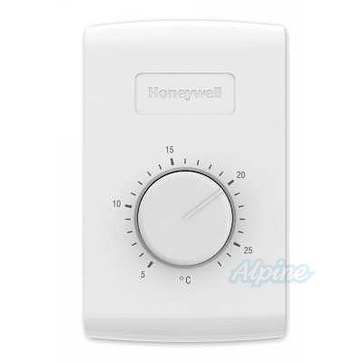 Honeywell Tl116a1008 Electronic Thermostat For Electric Heating Celsius Model
