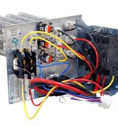 goodman heat kit wiring diagram [ 3076 x 2208 Pixel ]