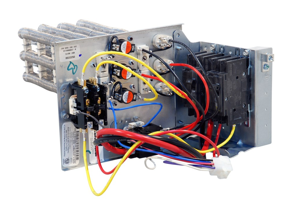 medium resolution of goodman heat kit wiring diagram