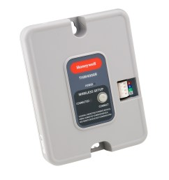 honeywell thm4000r1000 wireless adapter for use with honeywell truezone and truesteam products [ 2536 x 2592 Pixel ]