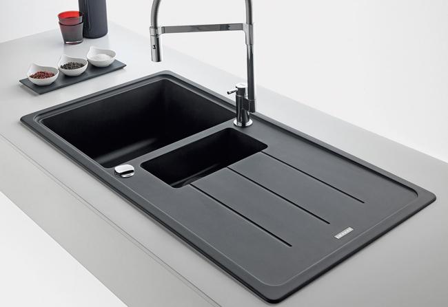 Franke Basis BFG 651 Fragranite Onyx 15 Bowl Kitchen