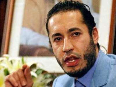 The failure of the first meeting sponsored by Egypt between supporters of Gaddafi and the Libyan transition and uncertainty about the absence of Saadi Gaddafi meeting