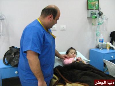 المستشفى الميداني الأردني بغزة في عامه الخامس والمليون مراجع