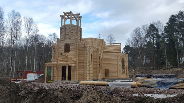 Military fears in Sweden over the construction of a Russian Orthodox