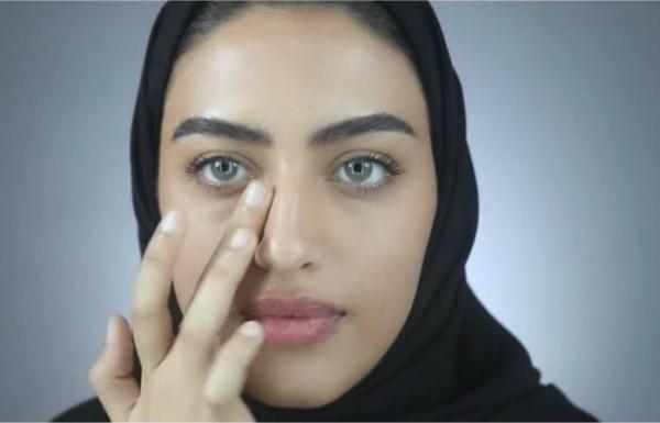 يارا النملة أجمل فتاة سعودية للعام 2019