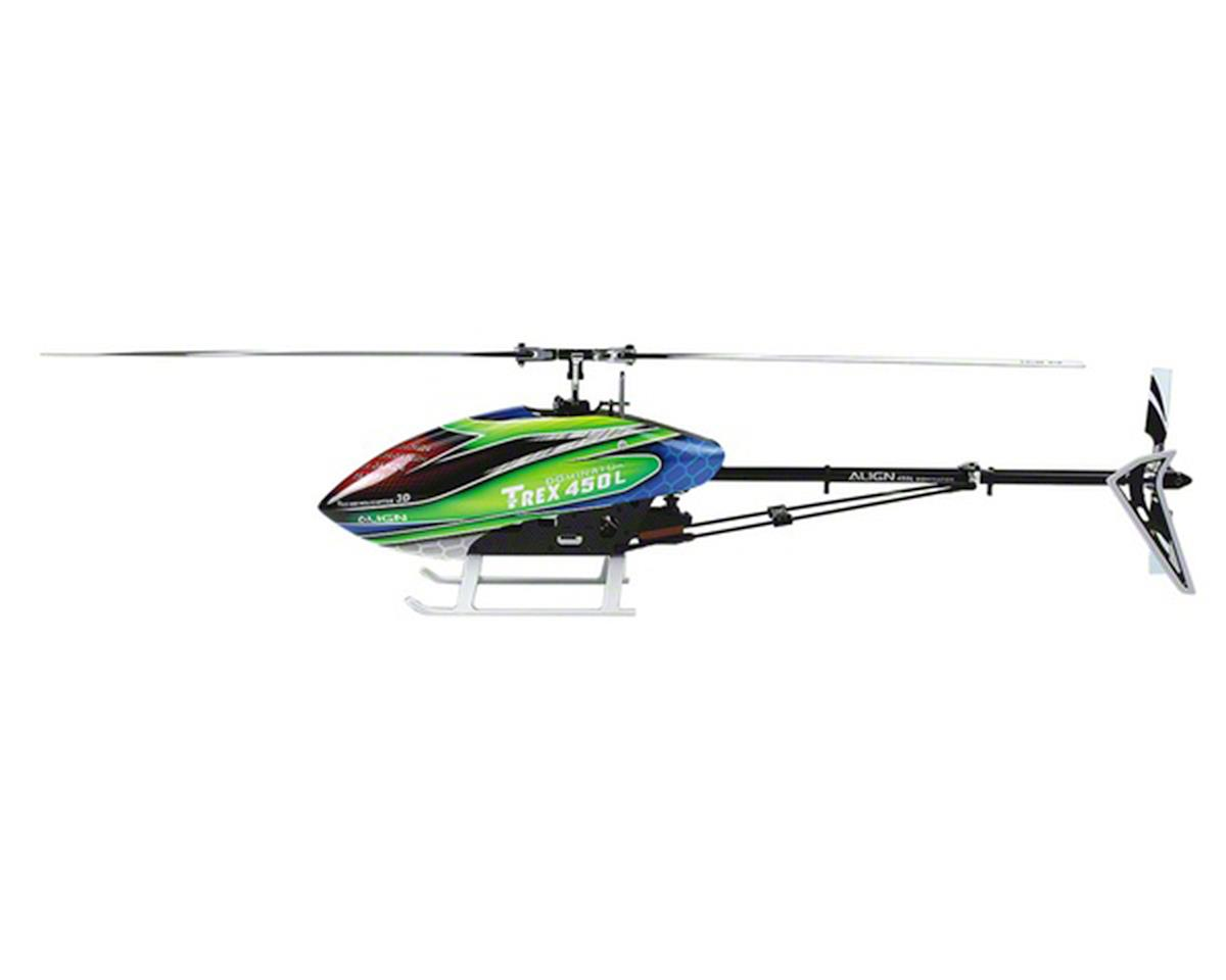 Unassembled Electric Powered 450 Size Rc Helicopter Kits