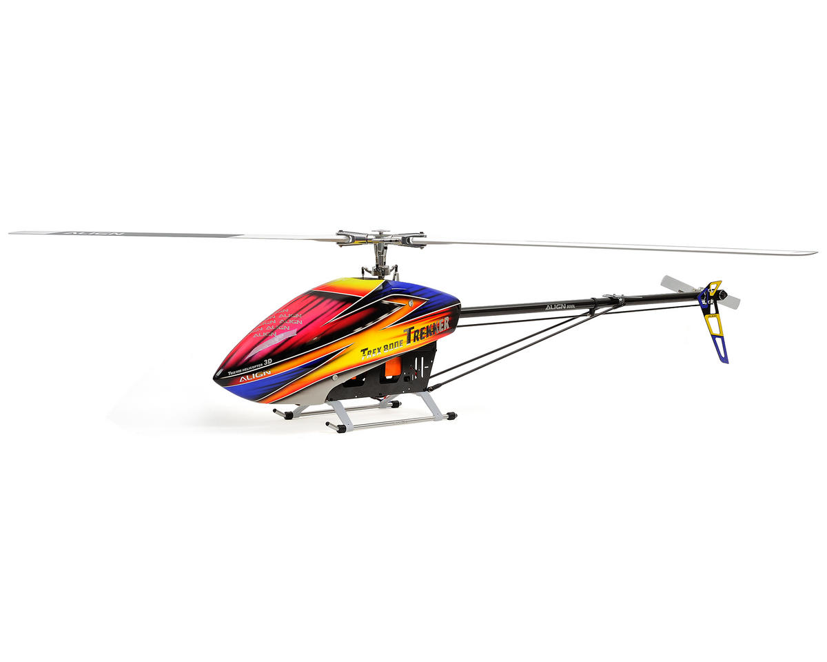 Align T Rex 800e Dfc Flybarless Super Combo Helicopter Kit