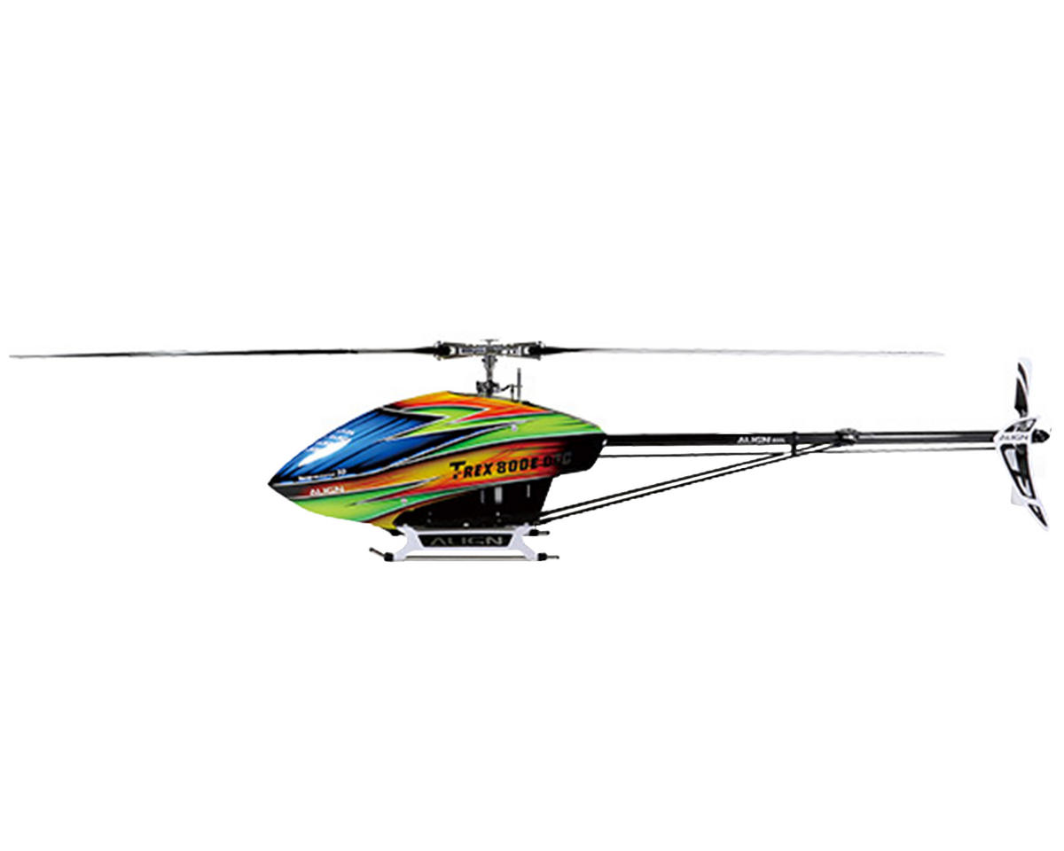 Align T-REX 800E Pro DFC Super Combo Helicopter w/Gpro