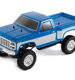 team associated cr12 ford f 150 truck rtr 1 12 4wd rock crawler blue asc40002 rock crawlers amain hobbies [ 1200 x 960 Pixel ]